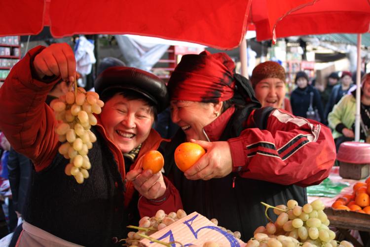 Vorschaubild für das Projekt Fotografie aus Kirgistan