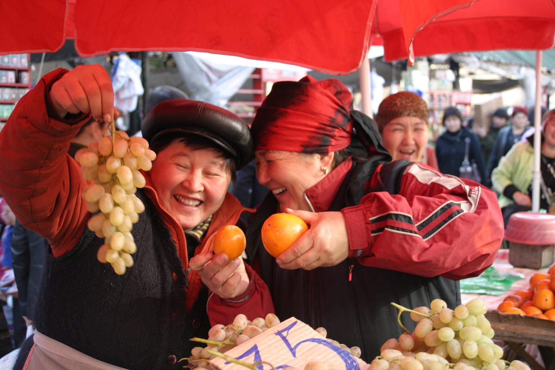 Introbild für das Projekt Fotografie aus Kirgistan