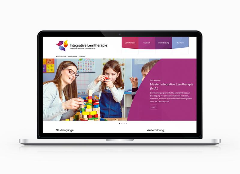 Vorschaubild für das Projekt Integrative Lerntherapie