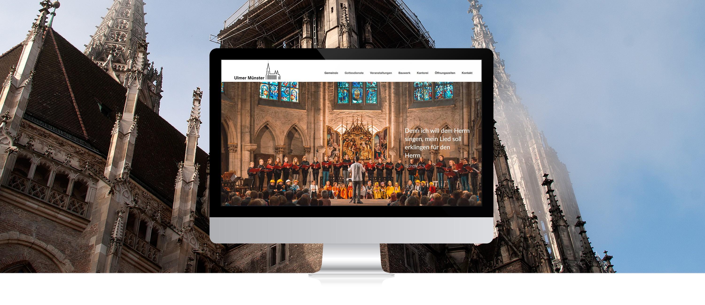 Introbild für das Projekt Ulmer Münster